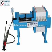 Equipo - Prensa de filtro del equipo de separación de líquidos sólidos