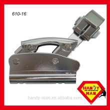 Industrial Safety Galvanized Steel with hook 12 mm 16 mm Rope Grab