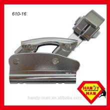 Промышленная безопасность оцинкованная сталь с крюком 12 мм 16 мм веревка захватить