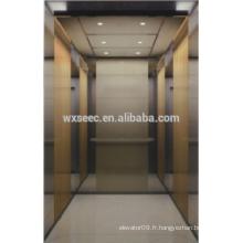 Ascenseur des ascenseurs élévateurs professionnels