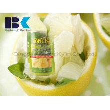 Export von Obstkonserven, Birnen