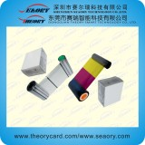 PVC Card Printer Ribbons (GOLD / SILVER / WHITE)
