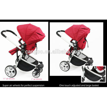 2015 New and Luxury Design good baby pushchair,good baby stroller,good baby pram