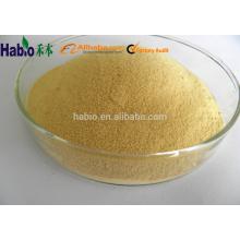 bon qulity additif alimentaire pour animaux / enzyme solide / Beta-Mannanase acide pour l'alimentation du bétail