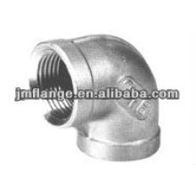 Stainless Steel Threaded 90 degree elbow