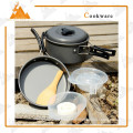 Excellent Cooker set Well Equipped Kitchen Camping Cookware Camp