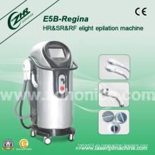 E5b Máquina Vertical Elight IPL RF ND YAG Láser