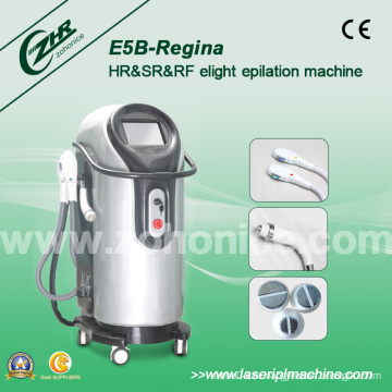 E5b Вертикальная машина Elight IPL RF ND YAG Лазер