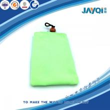 Soft Mcirofiber Cell Phone Pouch for Promotion
