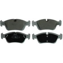 FMSI D781 Almofadas de freio semi metalizadas BMW / WIESMANN 34116761244 GDB1348