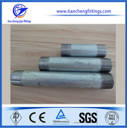 DIN 2982 Seamless Thread Pipe Nipple