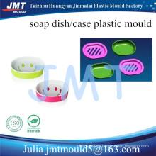 fabricante de herramientas de molde de inyección de plástico de jabón plato