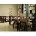 Holzrahmen Stoff Sitzgelegenheiten Stuhl (C-50)