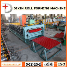 Double Roof Tiles Forming Machine