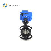 Competitive price carbon steel disc 593 wafer 1200mm fire control stainless steel tri clamp butterfly valve
