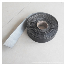 China betún de la cinta adhesiva del asfalto del uno mismo que envuelve la cinta