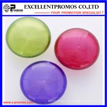 Runde Form Hochwertige Logo Kundenspezifische Pillbox (EP-029)