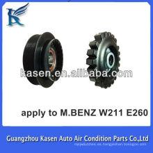 DCS17E 12v acondicionador de aire compresor embrague magnético para benz W211 E260