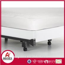 Protetor de colchão 100% impermeável Hypollergenic para uso doméstico e hoteleiro