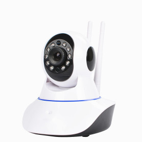 Maison 720P Interaction bidirectionnelle IP Wifi Camera