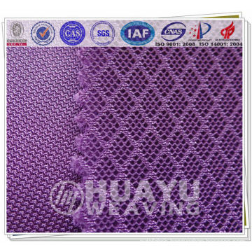 YT2823 Polyester Shoe Two-tone Mesh Fabric