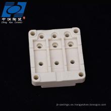 piezas de termostato de cerámica de alúmina