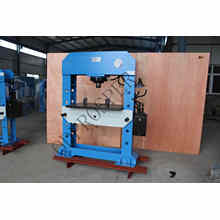 Workshop Hydraulic High Capacity Press (150T)