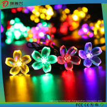 Multicolor Lotus 10m 100 LED Fairy String Lights for Wedding/Christmas/Festivals