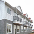 Casa prefabricada de estructura de acero para villa y apartamento (KXD-SSB1391)