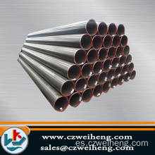 Recubrimiento de aceite / Varnish Pi Steel Tube, Erw Steel
