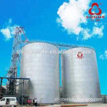 Rice,Wheat,Maize Steel Silo With Best Quanlity And Lower Cost