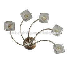 2016 Акриловый тонкий светодиодный подвесной светильник, современная подвесная лампа, светодиодная подвесная лампа
