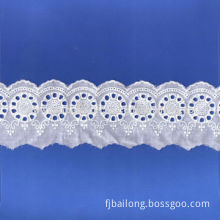 Embroidery lace fabric/lace trimNew