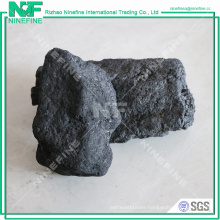 Ninefine Whosale High Pure Low Sulphur Foundry Coke For Smelting Steel With 90-120mm