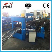 Profesional Arco Tornillo Articulación Conveniente Span Roll Formando Máquina