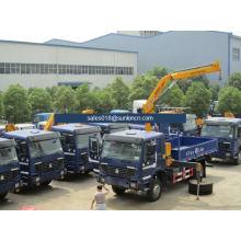 6ton Telescopic Boom Crane/Loader Crane/Truck Mounted Crane