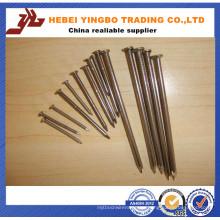 Clavo de clavo concreto de acero 450PC, clavo común, clavo de alambre