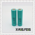 Selling Best! 2000mAh 20r for Samsung Lithium Ion Battery Green 18650 Samsung Imr18650-20r for Vapor E-Cig 22A