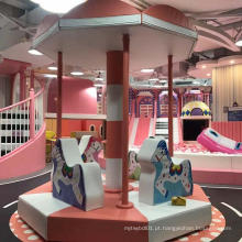 Área de recreação interna para crianças