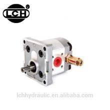 uchida type hydraulic gear pump with relief valve
