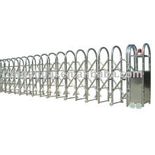 porte de l'extension (TS-inox acier porte-IX)