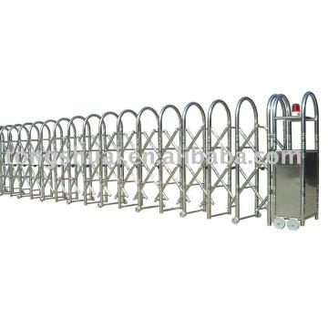 extension door (TS-Stainless steel door-IX)