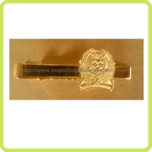 Customized Gold Plated Tie Clip (Hz 1001 H008)