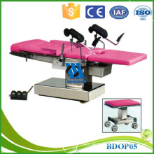 Multi-purpose obstetric table, operation table electric