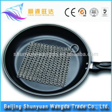 Food grade Stainless Steel Chainmail Scrubber