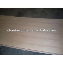 2.5mm chinesisches natürliches Eschenfurnier-Sperrholz, fancy Sperrholz für Möbel