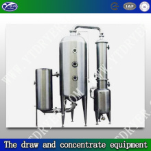 series double effect cycle evaporator