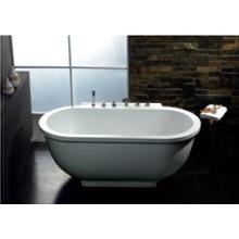 EAGO Massage Bathtub Acrylic Bathtub AM128JDCLZ