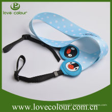 Promotion cheap polyester wholesale custom camera strap