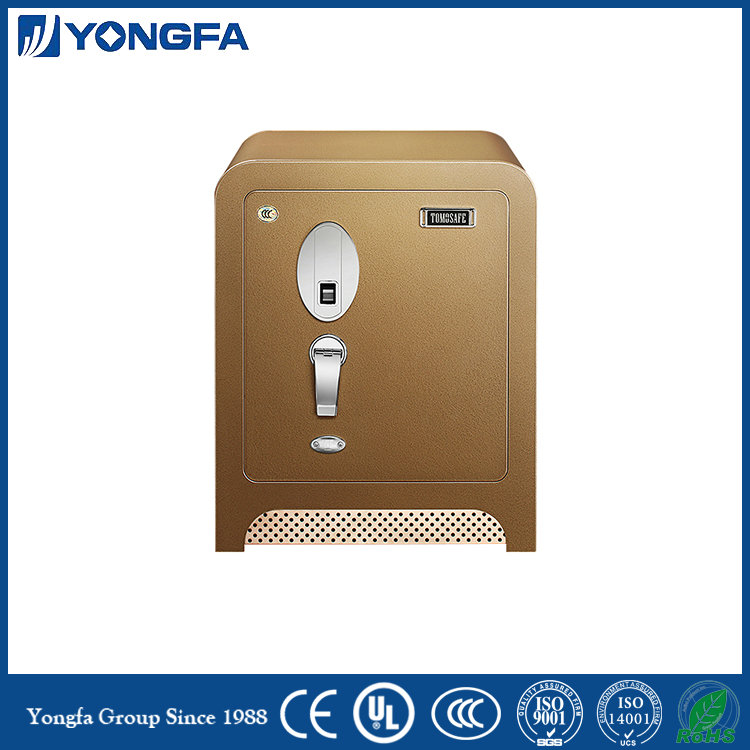 Intelligent biometric fingerprint safe